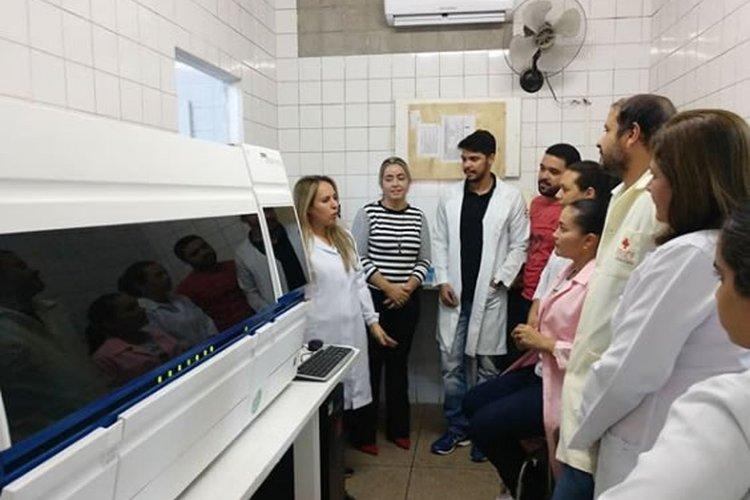Hospital de São Raimundo Nonato dinamiza exames e diagnósticos