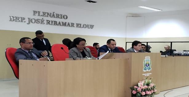 Câmara Municipal de Timon inicia trabalhos  e elege Comissões Permanentes e Corregedoria