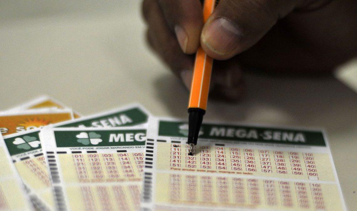 Ninguém acerta a Mega-Sena e prêmio acumula em R$ 37 milhões