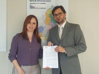 Suparc firma termo de cooperação técnica para estudo do saneamento de Floriano