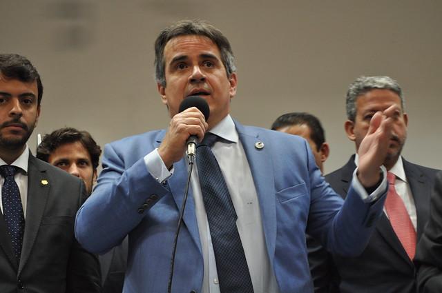 Senador Ciro Nogueira terá audiência com o presidente Bolsonaro