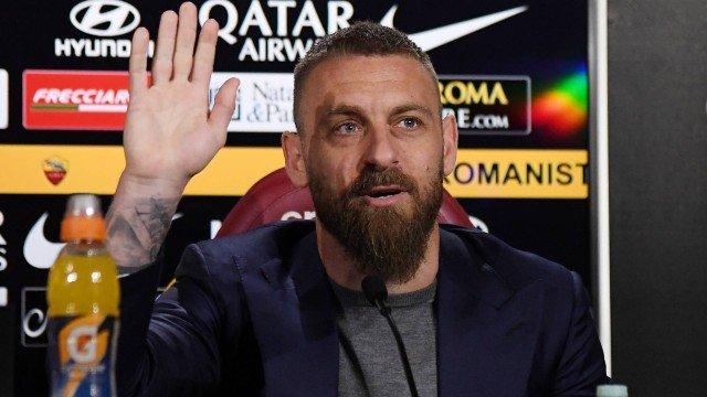 Após anunciar saída da Roma, De Rossi pode assinar com o Boca Juniors