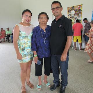 Prefeitura de São João da Serra faz festa para as mães.
