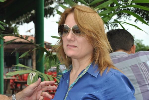 Ex-deputada Ana Paula é pré-candidata a prefeita de Uruçuí