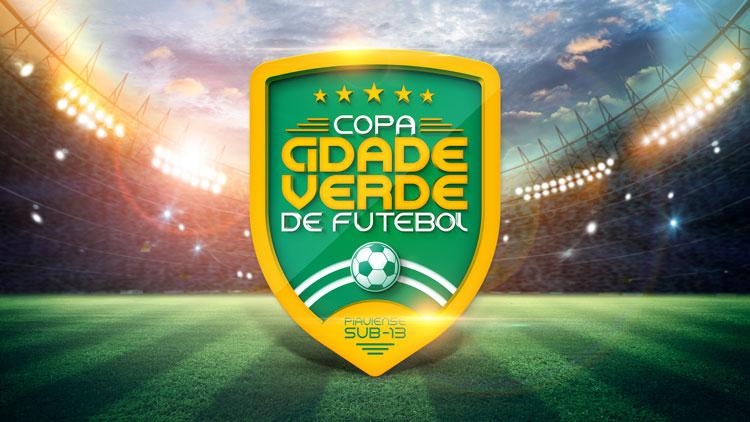 Copa Cidade Verde de Futebol Sub-13 é aberta no Lindolfo Monteiro