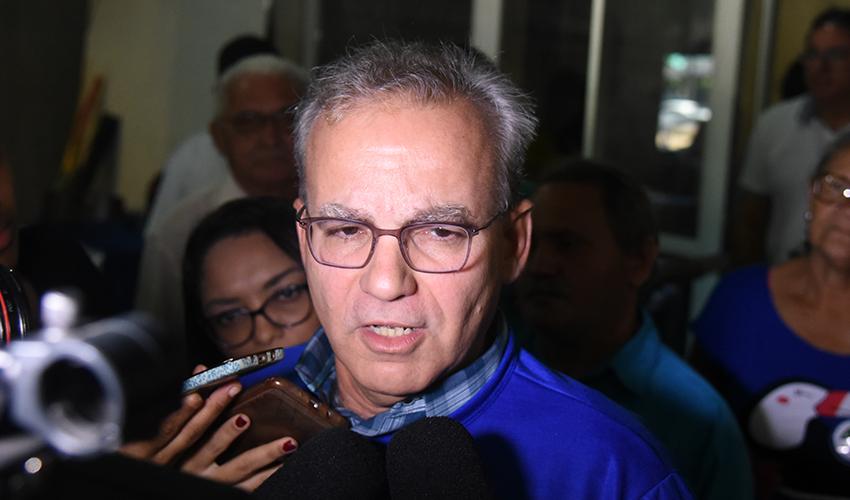 Firmino admite possibilidade de disputar o governo do estado 2022