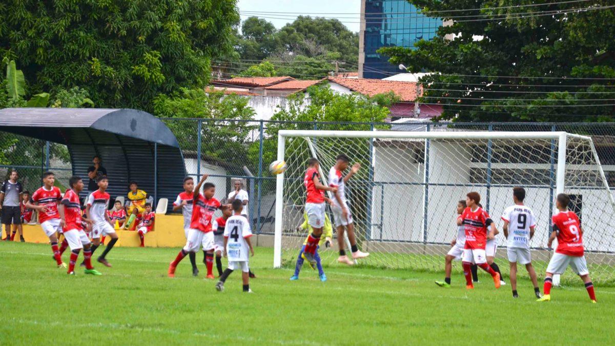 Resultado da quinta rodada da 18ª Taça Teresina de Futebol Sub 15