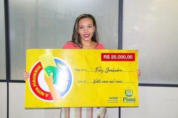 Sefaz divulga lista completa de ganhadores do 46º sorteio da Nota Piauiense