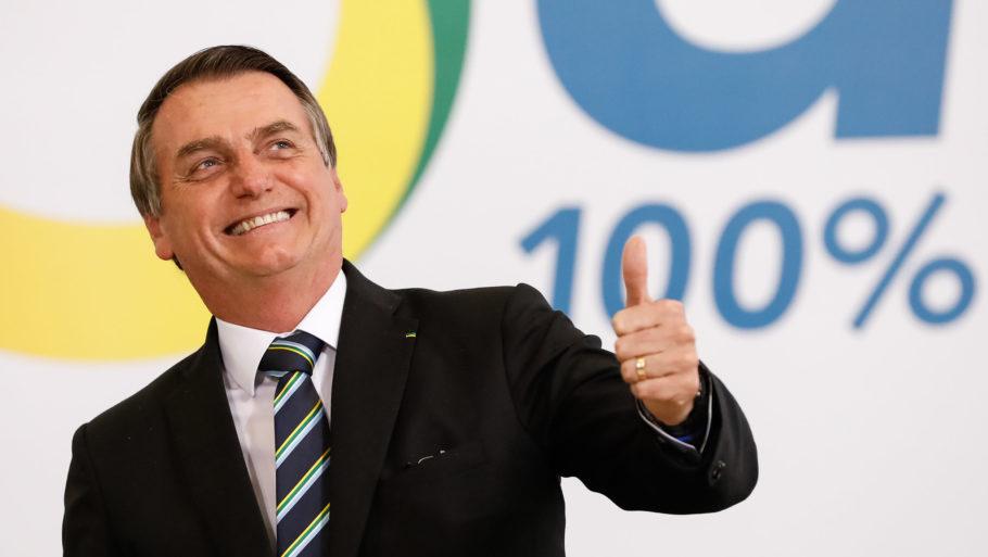 Presidente Bolsonaro chega 9h, volta às 14h e anuncia R$ 46 milhões nesta quarta em Parnaíba. Veja roteiro
