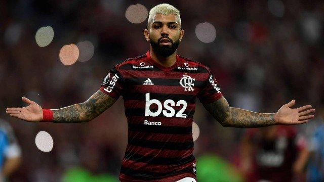 Gabigol iguala Hernane e se torna o maior artilheiro do Flamengo no 'Novo Maracanã'