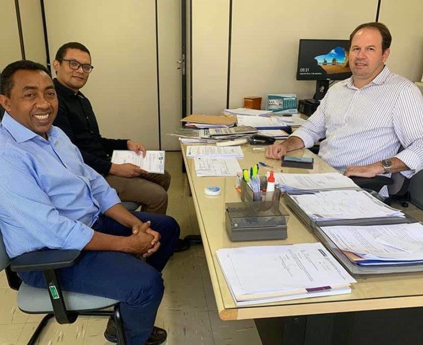 CODEVASF autoriza Prefeitura de Floriano a movimentar conta de indenizações