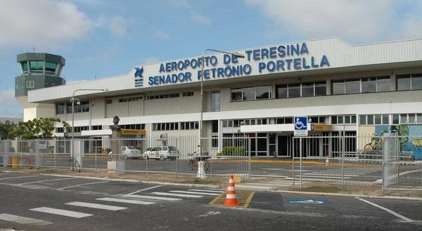 Aeroportos de  Teresina e Parnaíba serão vendidos para iniciativa privada