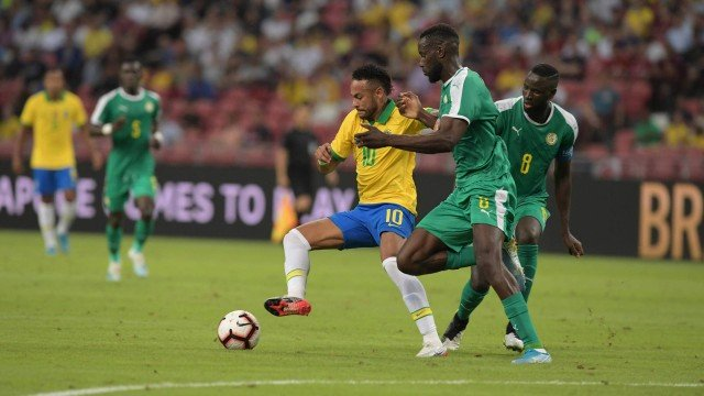 Brasil empata com Senegal e segue sem vencer após a Copa América