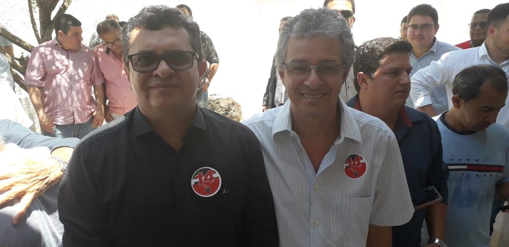 Empresário Geraldo Macambira fortalece mais ainda o PTB com sua filiação
