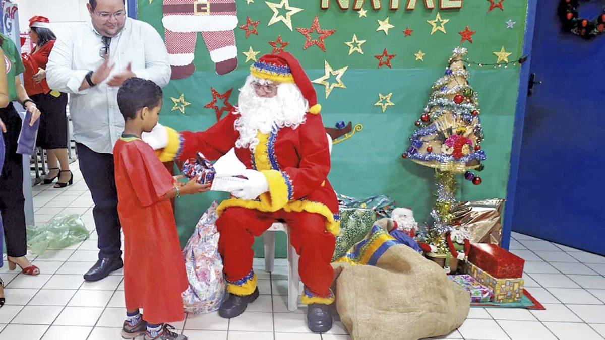 Lançada no Piauí a campanha Papai Noel dos Correios