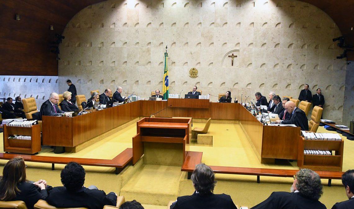 Com voto de minerva de Toffoli,  STF derruba validade da prisão após a segunda instância