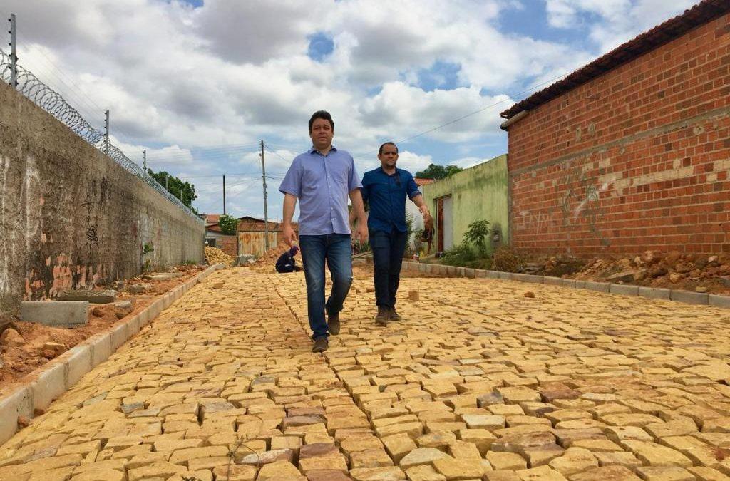 BALANÇO: SDU Sudeste investiu cerca de R$ 1,3 milhão em obras de pavimentação em 2019