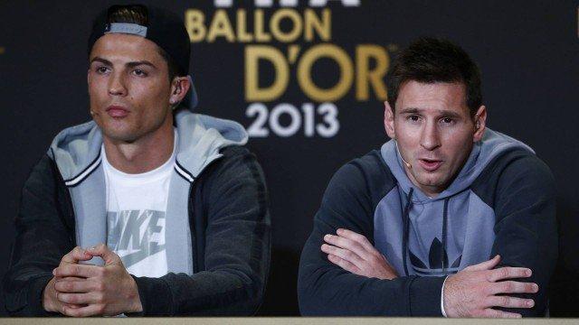 Messi diz: 'Meus duelos com Cristiano Ronaldo vão permanecer para sempre'