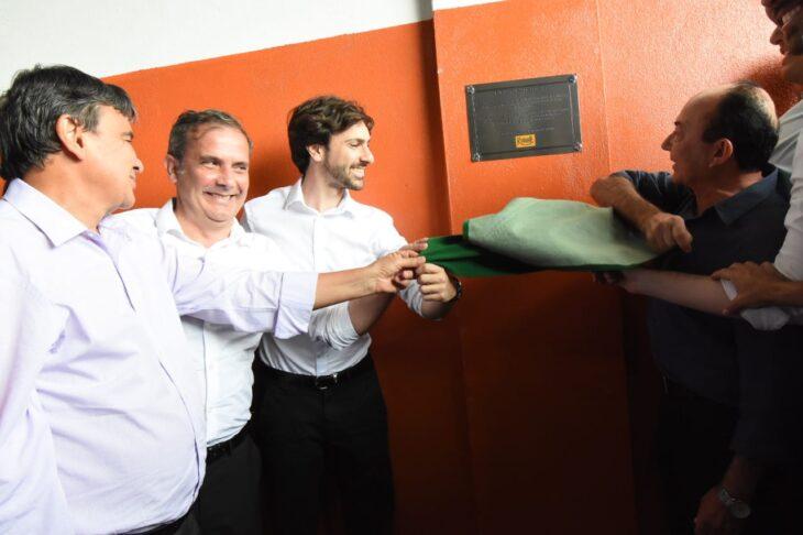 Em Paulistana, Wellington Dias inaugura fábrica de cabos de aço para torres eólicas
