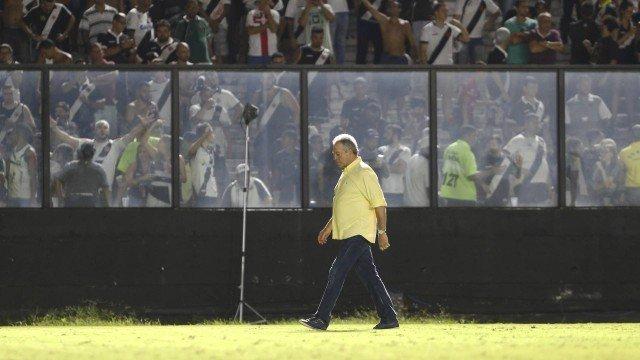 Vasco: Abel Braga pede demissão e não é mais o treinador