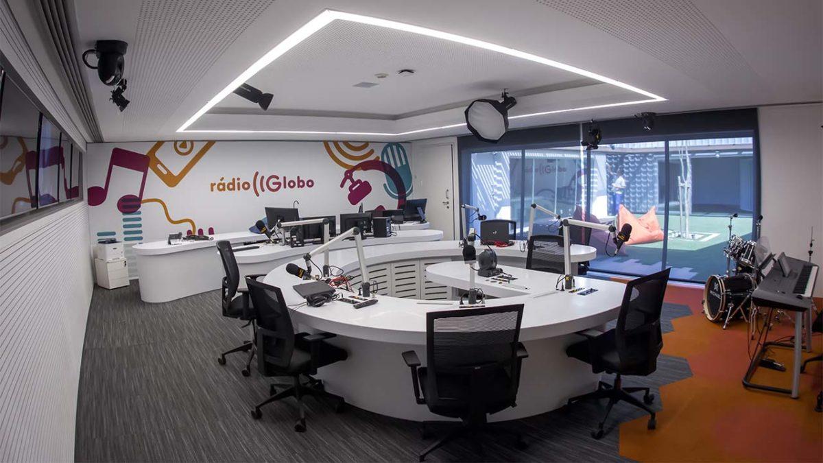 Rádio Globo de São Paulo anuncia fechamento de rádio