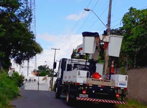 INFORME: Equatorial Piauí intensifica melhorias no fornecimento de energia da capital