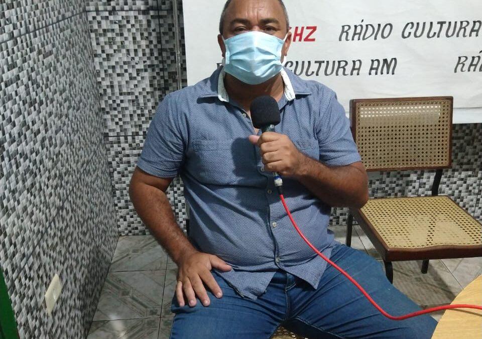 AMARANTE: Ronaldo ex-secretário de cultura concorre a uma vaga na Câmara Municipal