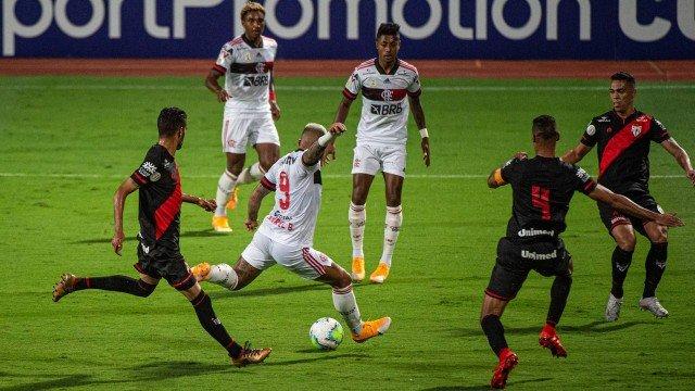 Flamengo iguala marca negativa de 23 anos e tem pior início em pontos corridos