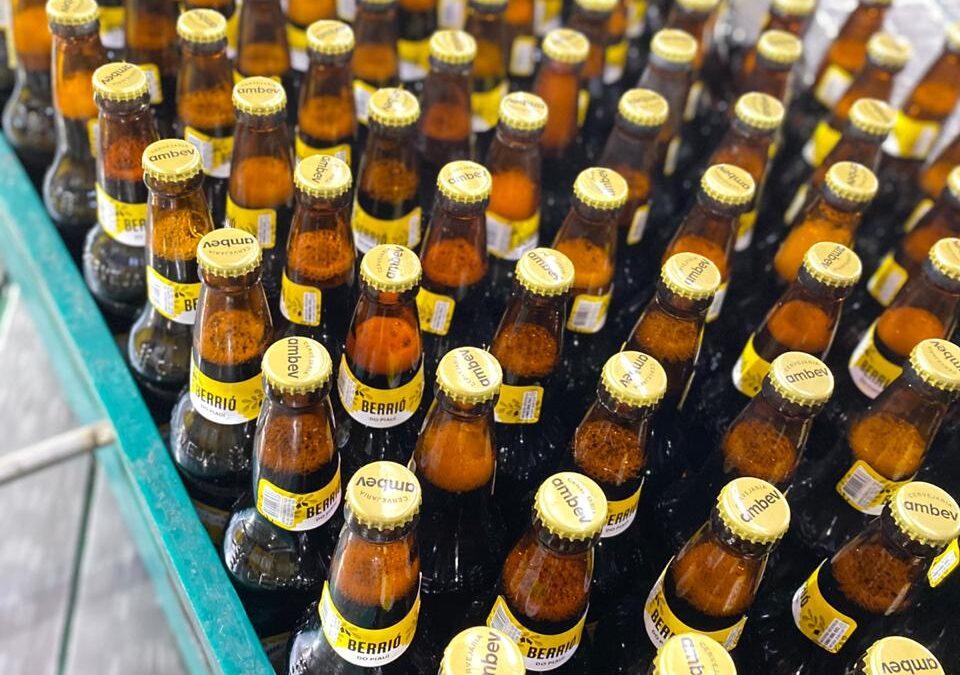 Cerveja piauiense feita de caju começa a ser produzida em Teresina