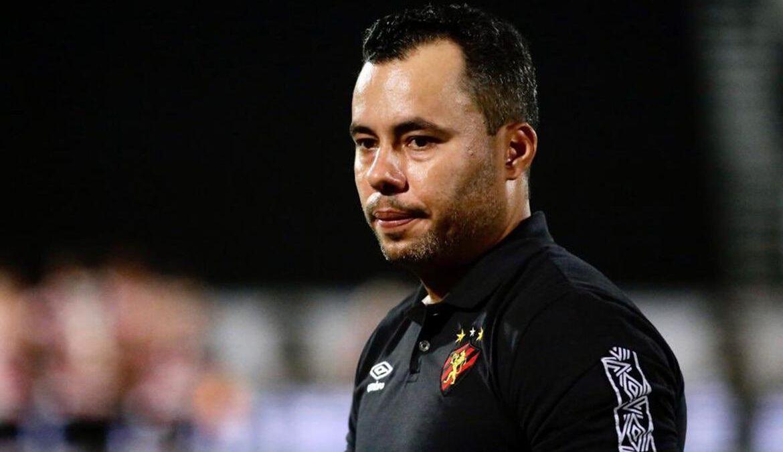 Sport demite técnico Jair Ventura após eliminação da Copa do Norteste