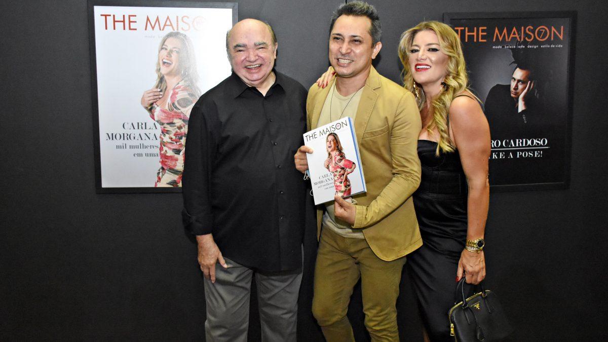 Revista The Maison celebra 10 anos com Vernissagem no Shopping Riverside