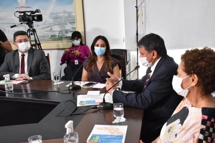 Governador Wellington Dias autoriza investimento de mais de R$ 250 milhões em obras para a educação